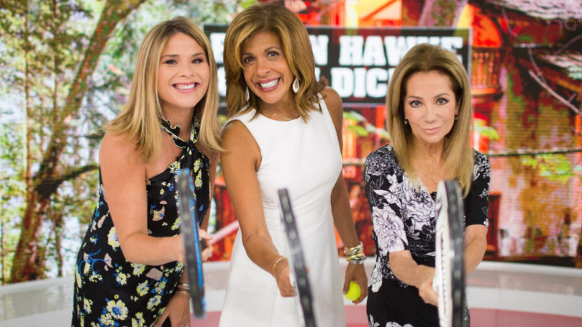 39ed9e50e041 Here's How Jenna Bush Hager Feels About Kathie Lee Gifford Takeover Rumors