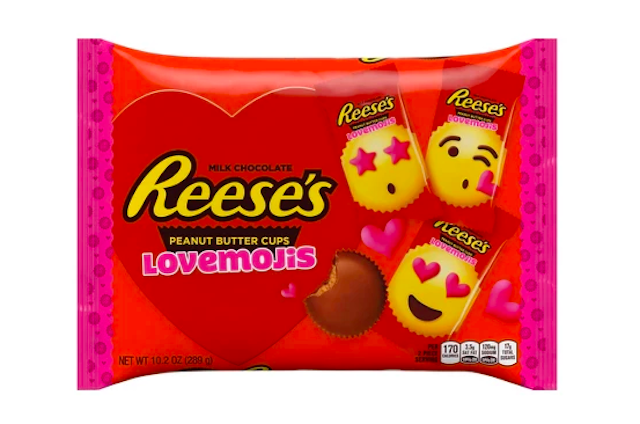 photo of Reese's Peanut Butter Cup Lovemojis