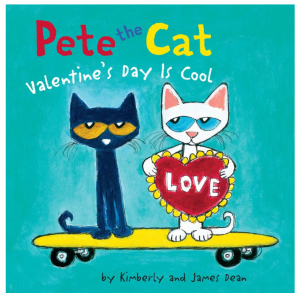 photo of Pete the Cat Valentine's Day Is Cool