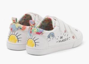 gymboree doodle sneakers