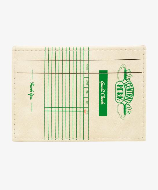 'Friends' Central Perk cardholder/wallet