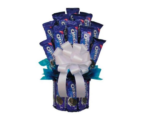 photo of Oreo lovers cookie bouquet