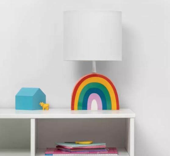 Lampe arc-en-ciel Target Kids