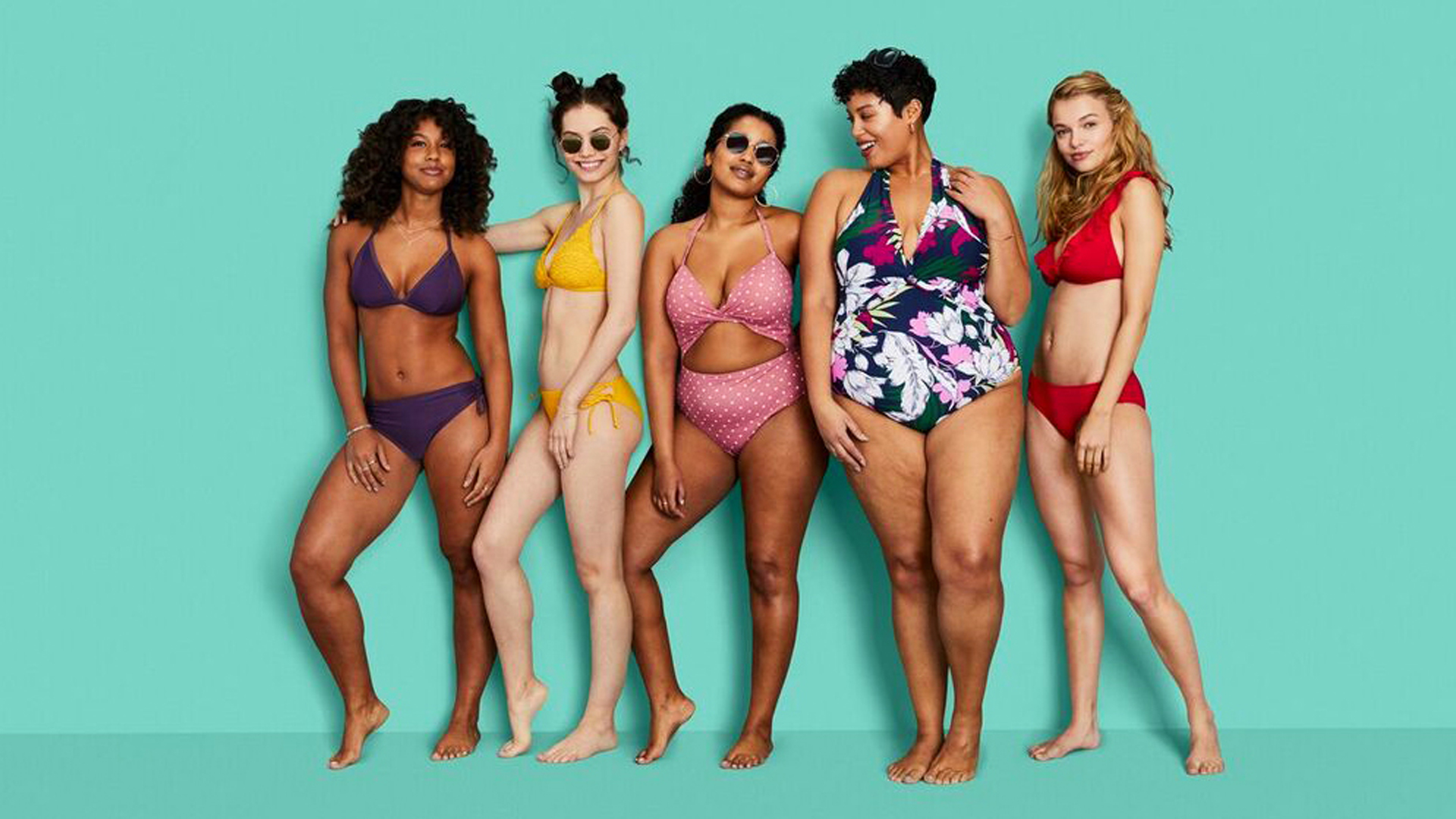 d7c1ecb1d322e Target's New Size-Inclusive Swimwear Brand Has Us Ready for Spring — in  January