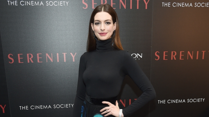 Anne Hathaway attends a special screening
