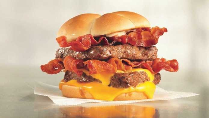 photo of Wendy's Baconator