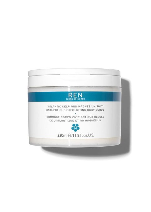REN Skincare Atlantic Kelp and Magnesium Salt Body Scrub