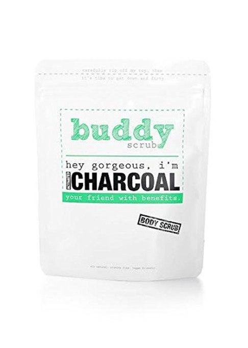 Buddy Charcoal Scrub