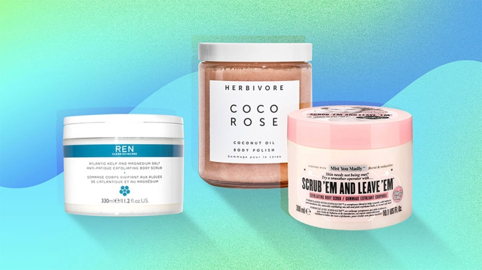 Best Body Scrubs for Making Your