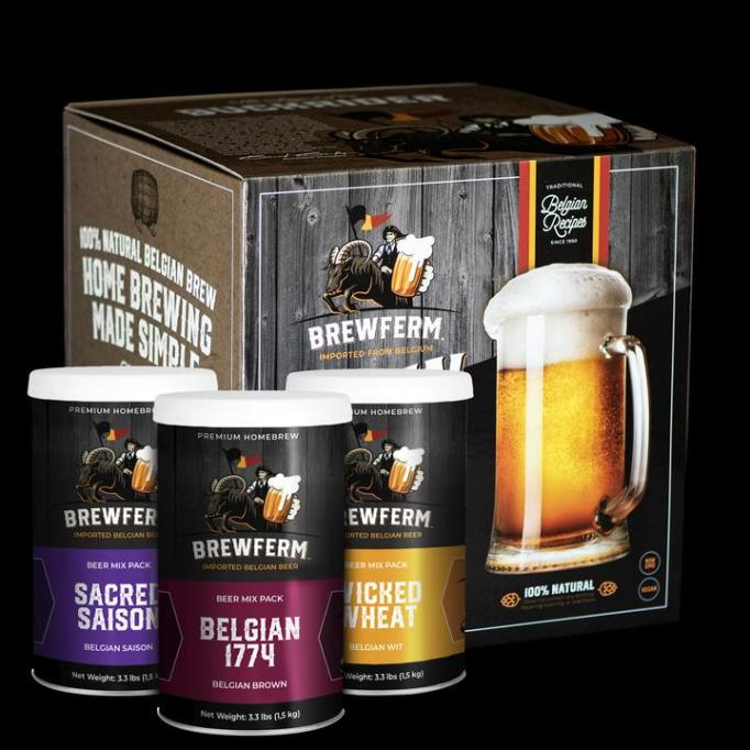 Mother of All Starter Kits Deluxe Bundle