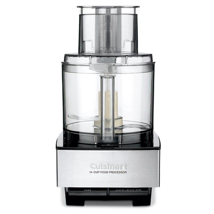 The 13 Kitchen Gadgets That Will Actually Make You a Better Cook: Food Processor