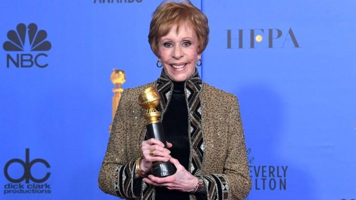 First-ever Golden Globe television special achievement
