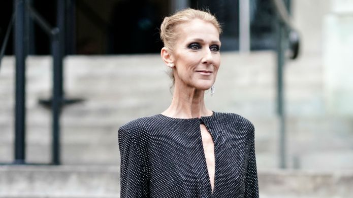 Photo of Celine Dion during Paris