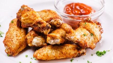 chicken with sauce; Shutterstock ID 375149113;