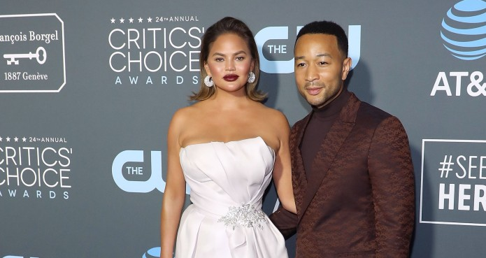Chrissy Teigen & John Legend Had a 'Major Blowout' Fight At This Friend's Wedding – SheKnows