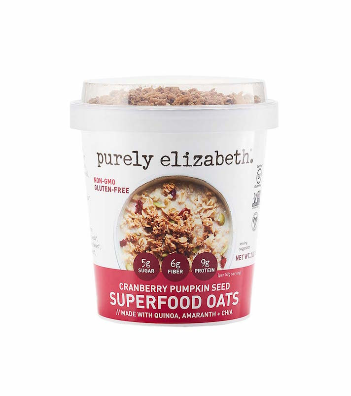 10 Instant Oatmeals That Aren't Packed With Sugar (& Your Kids Will Actually Eat): Cranberry Pumpkin Seed Superfood Oats