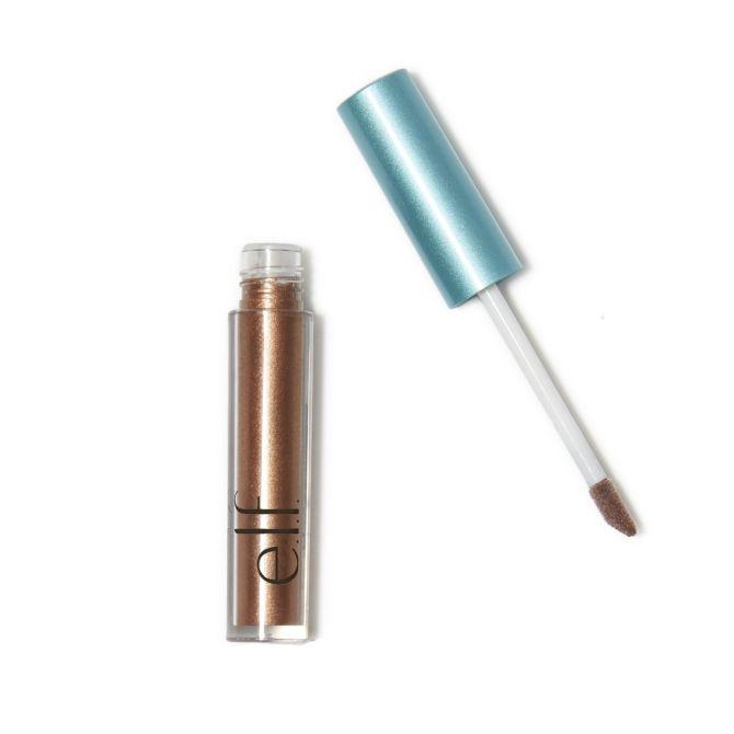 e.l.f. Cosmetics Aqua Beauty Molten Liquid Eyeshadow in Molten Bronze
