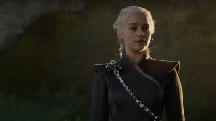 Photo of Daenerys from Game of