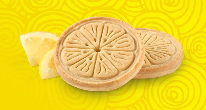 Girl Scout Cookies Lemonades cookies.