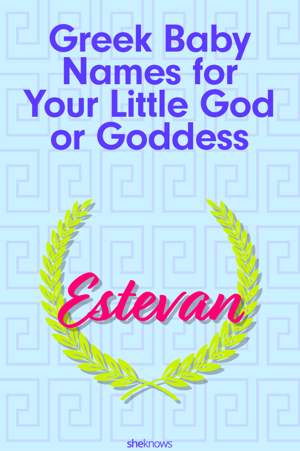 These Greek Baby Names Are Perfect for Your Little God or Goddess