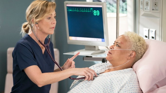 Ellen Pompeo in 'Grey's Anatomy.'