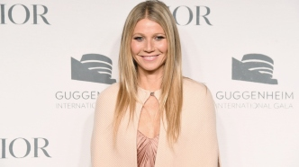 Gwyneth Paltrow attends the Guggenheim International