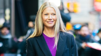 Gwyneth Paltrow at GMA on January