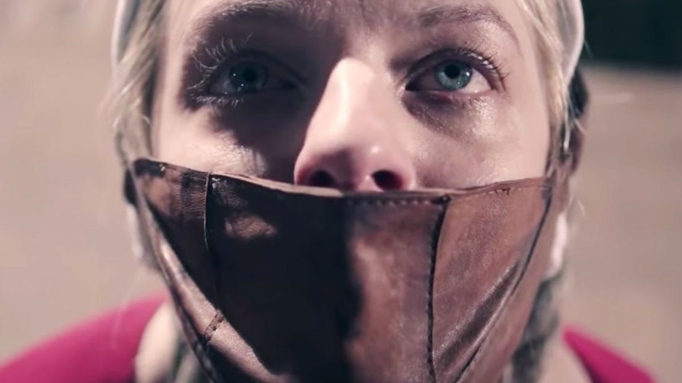 Elisabeth Moss stars in Hulu's 'The Handmaid's Tale.'