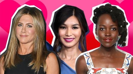 Celebrity-Approved Hairstyles for Heart-Shaped Faces