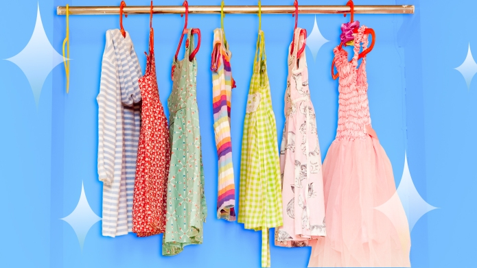 How to KonMari Your Kids Clothes