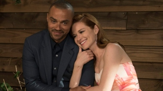 Jesse Williams and Sarah Drew star