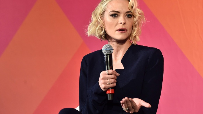 jaime king at blogher health 19