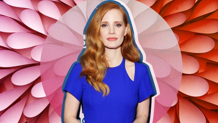 Jessica Chastain Reveals First Photo of