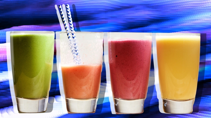 graphic image of fruit juices