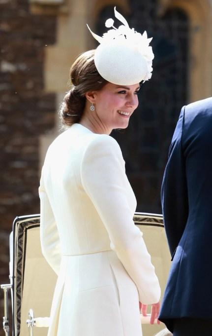 Kate's Alexander McQueen Coatdress