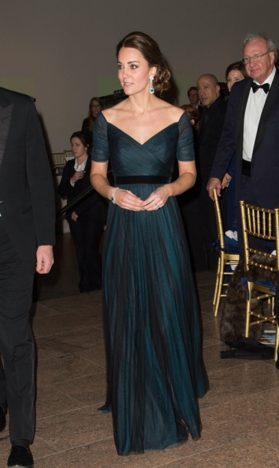 Kate's Jenny Packham Gown
