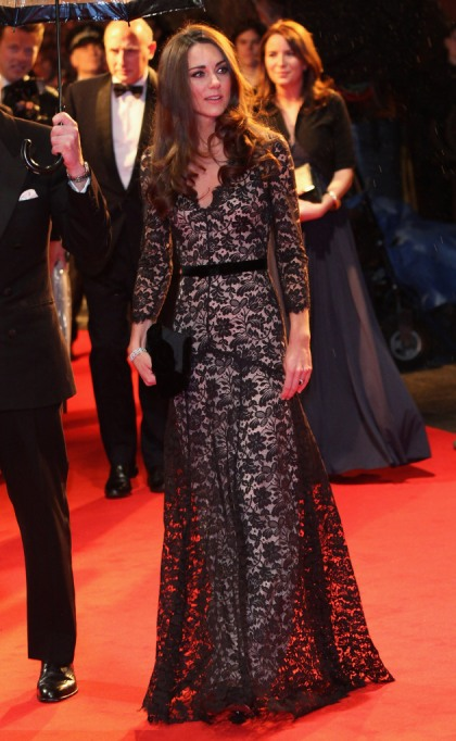 Kate's Temperley London Gown