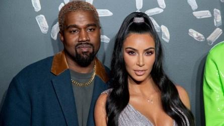 kim kardashian kanye west versace