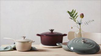 Le Creuset's Spring 2019 Collection Comes