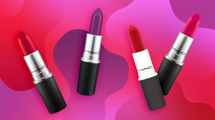 The Iconic Lipstick Shades a MAC