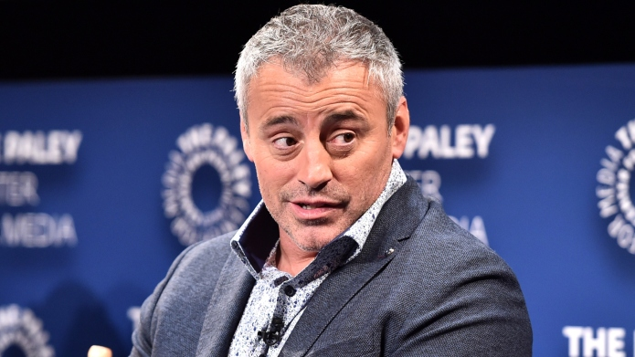 Actor Matt LeBlanc attend the 2017