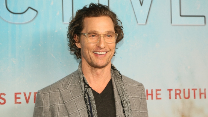 Matthew McConaughey Gets Actual Bruises From