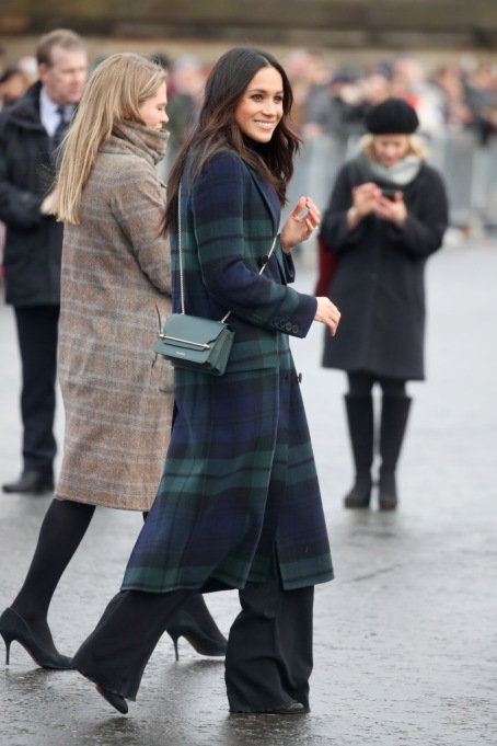 Meghan's Veronica Beard Trousers