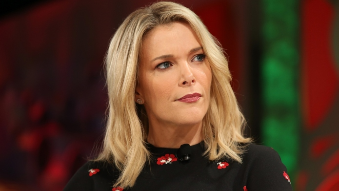Megyn Kelly speaks onstage at the