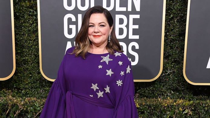 Melissa McCarthy arrives at the 2019