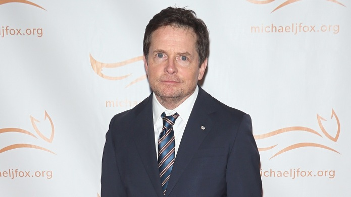 Michael J. Fox attends A Funny