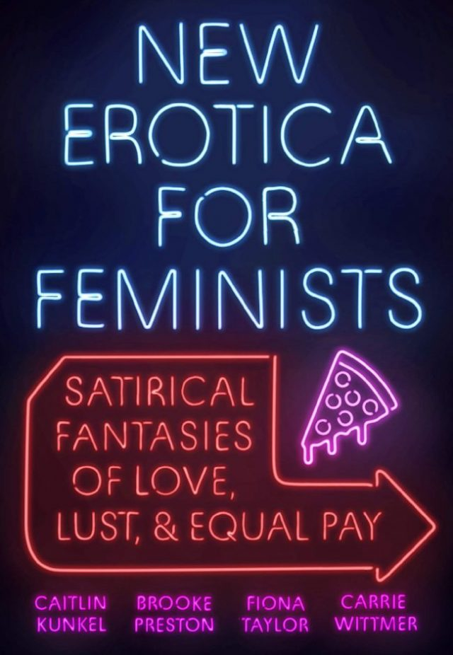 'New Erotica for Feminists' book cover