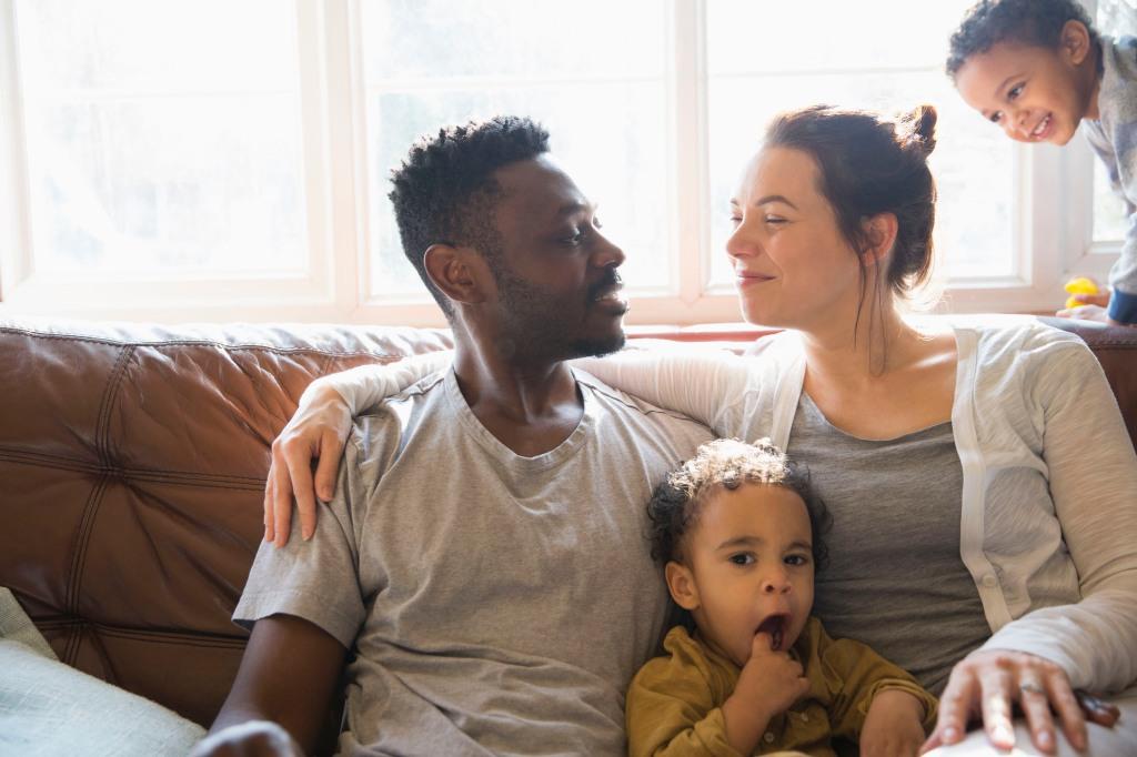 Hots Black Nude Family Gif