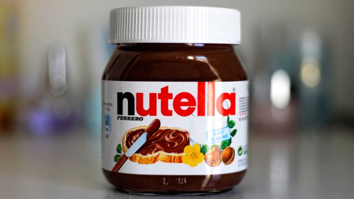 Costco Now Sells Buckets of Nutella