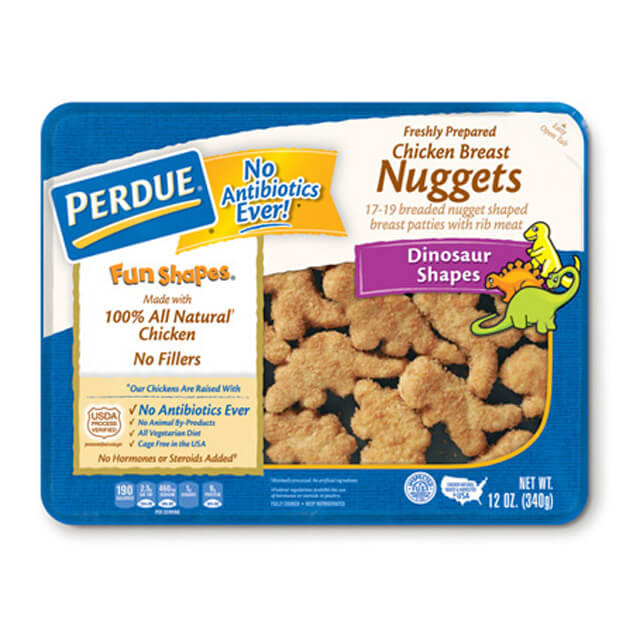 photo of Perdue Fun Shapes Nuggets